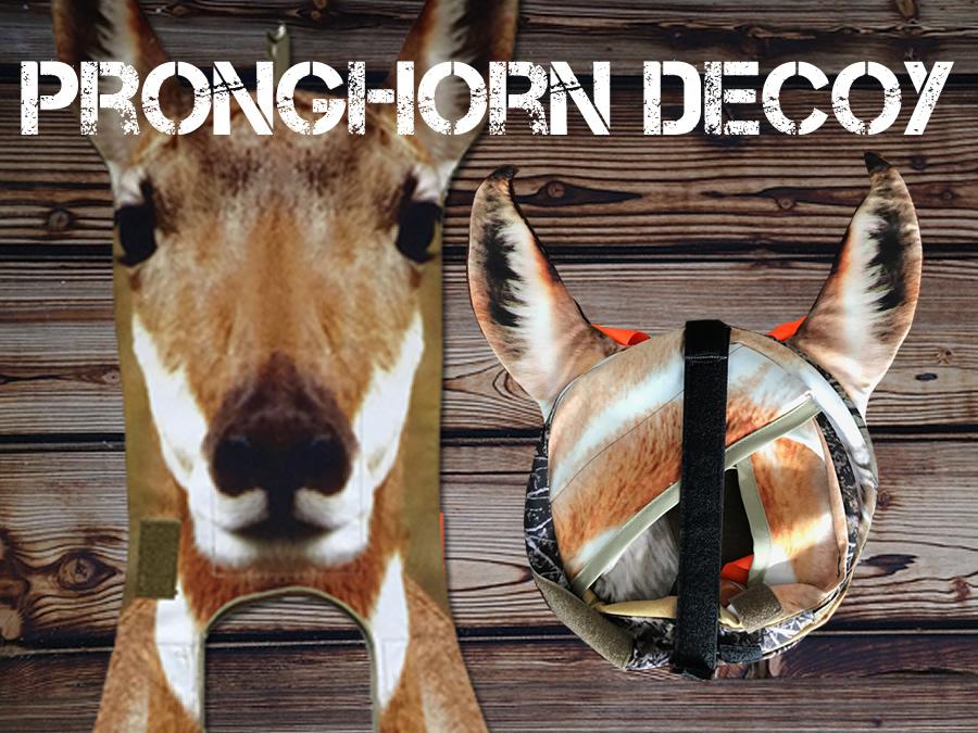 pronghorndecoy